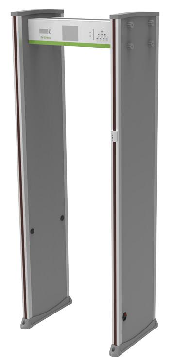 Metal Detector Con Scansione Termica