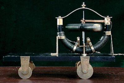 primo veicolo di Thomas Parker