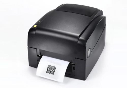 stampante ticker qr code